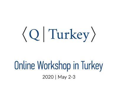 QTurkey organizes the first online workshop!