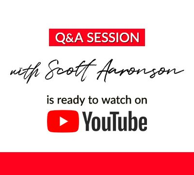 Watch our Q&A session with Scott Aaronson!