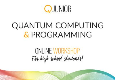 Workshop Online for high school students!