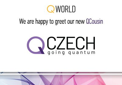 We welcome a new QCousin!